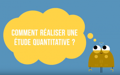 Comment réaliser une étude quantitative