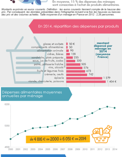 La consommation alimentaire analyses sectorielles
